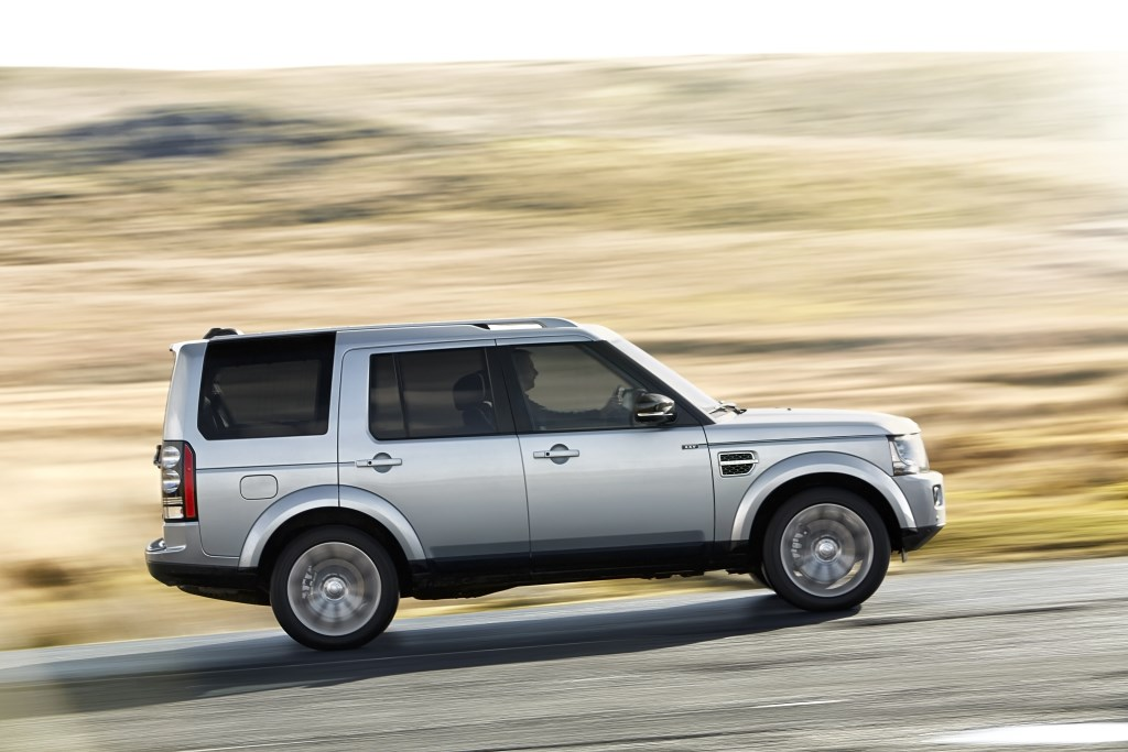 Land Rover Discovery  'XXV Special Edition'