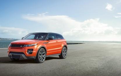 Due nuove Range Rover Evoque Autobiography