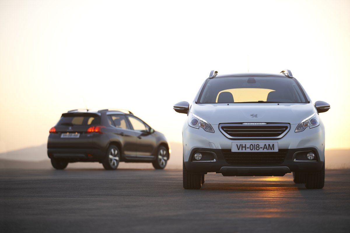 Peugeot 2008: 100mila in meno di un anno!