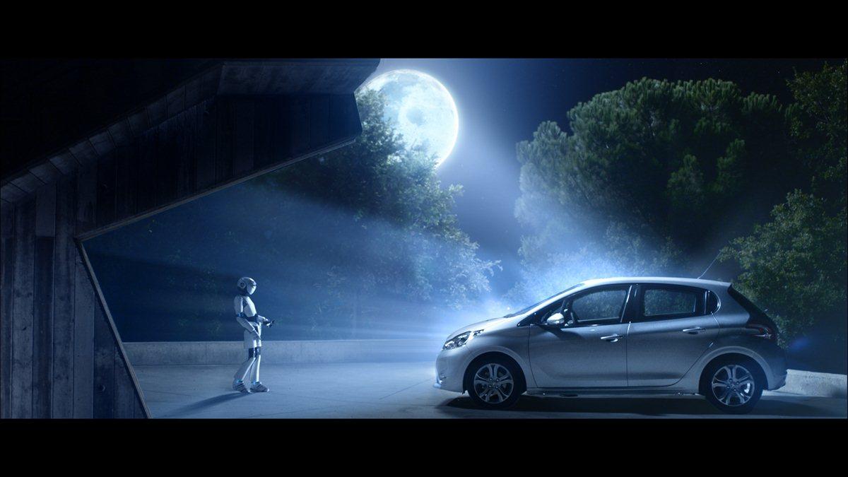 Peugeot 208, il piacere delle sensazioni
