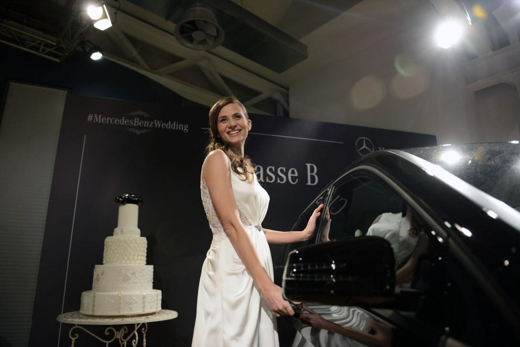 Mercedes-Benz e l'anima gemella…