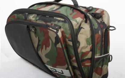 """OJ: le borse da moto diventano """"MIMETIC"""""""