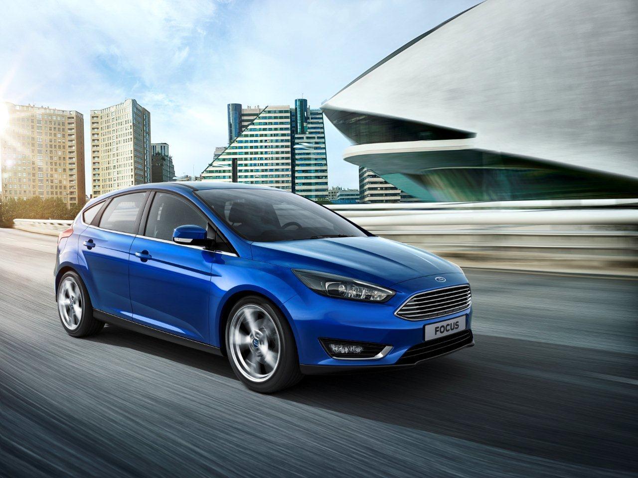 Nuova Ford Focus, concentrato di tecnologia