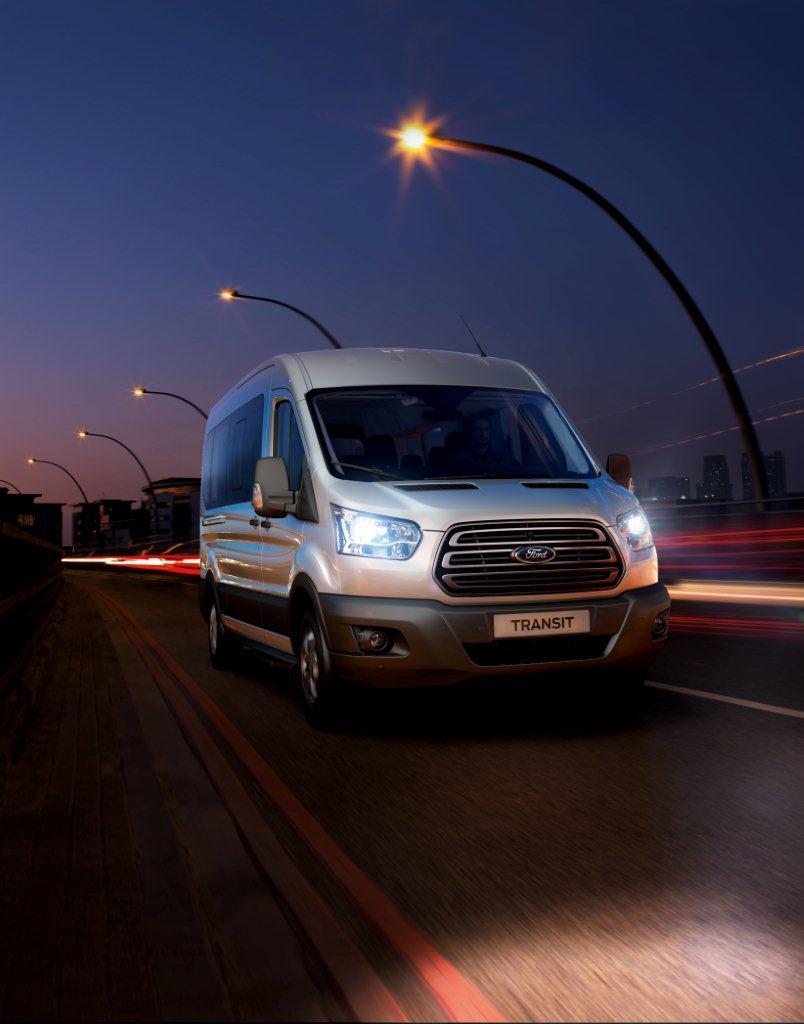 Nuovo Ford Transit: più carico, meno costi