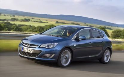 Opel Astra 1.6 CDTI: anteprima a Ginevra
