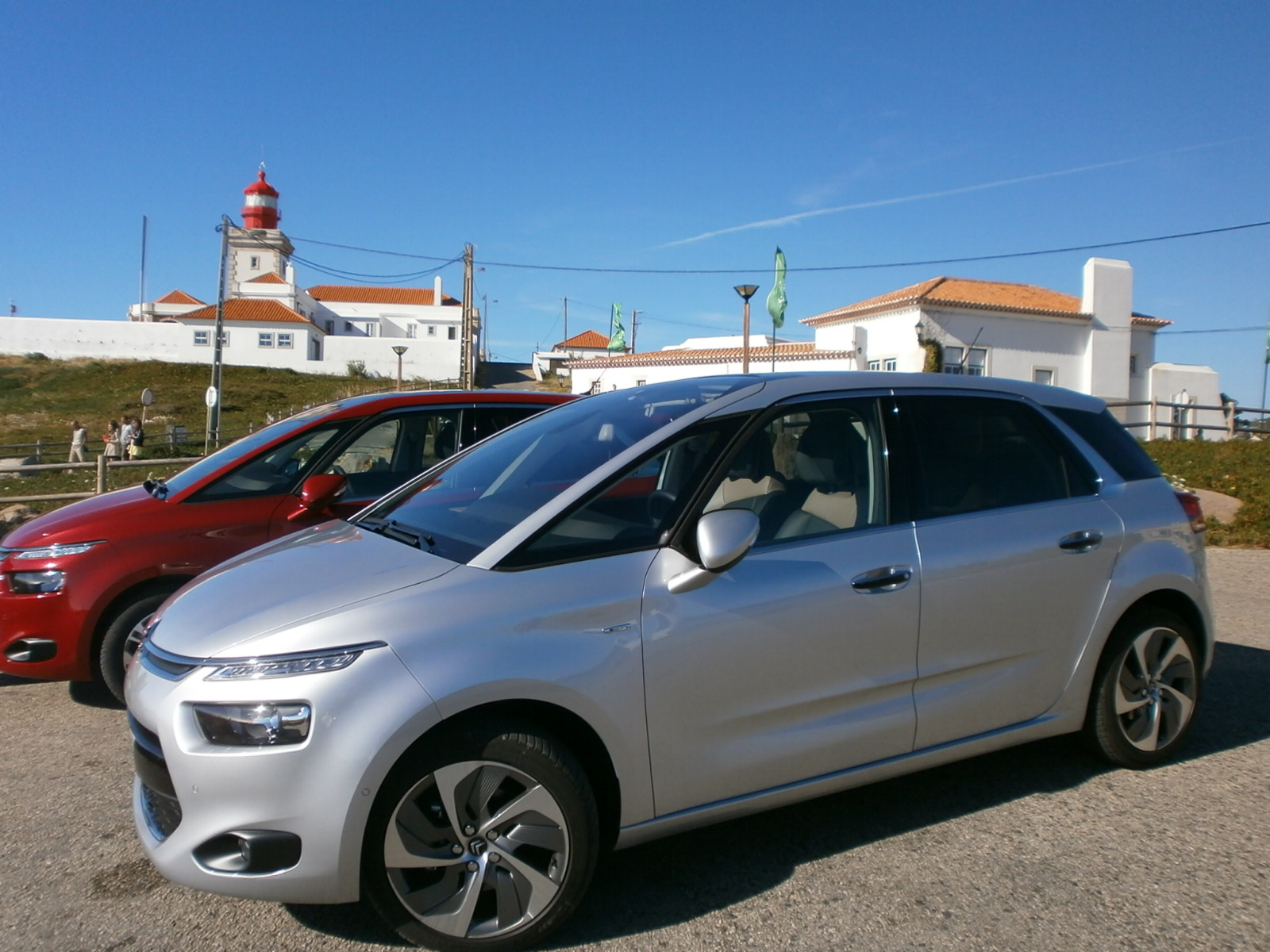 "Nuova Citroën C4 Picasso ""World Car Award"" 2014"