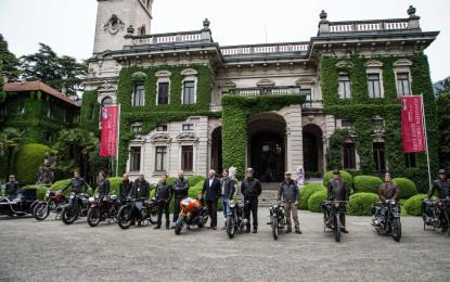 Villa d'Este: parata di bellezza su due ruote