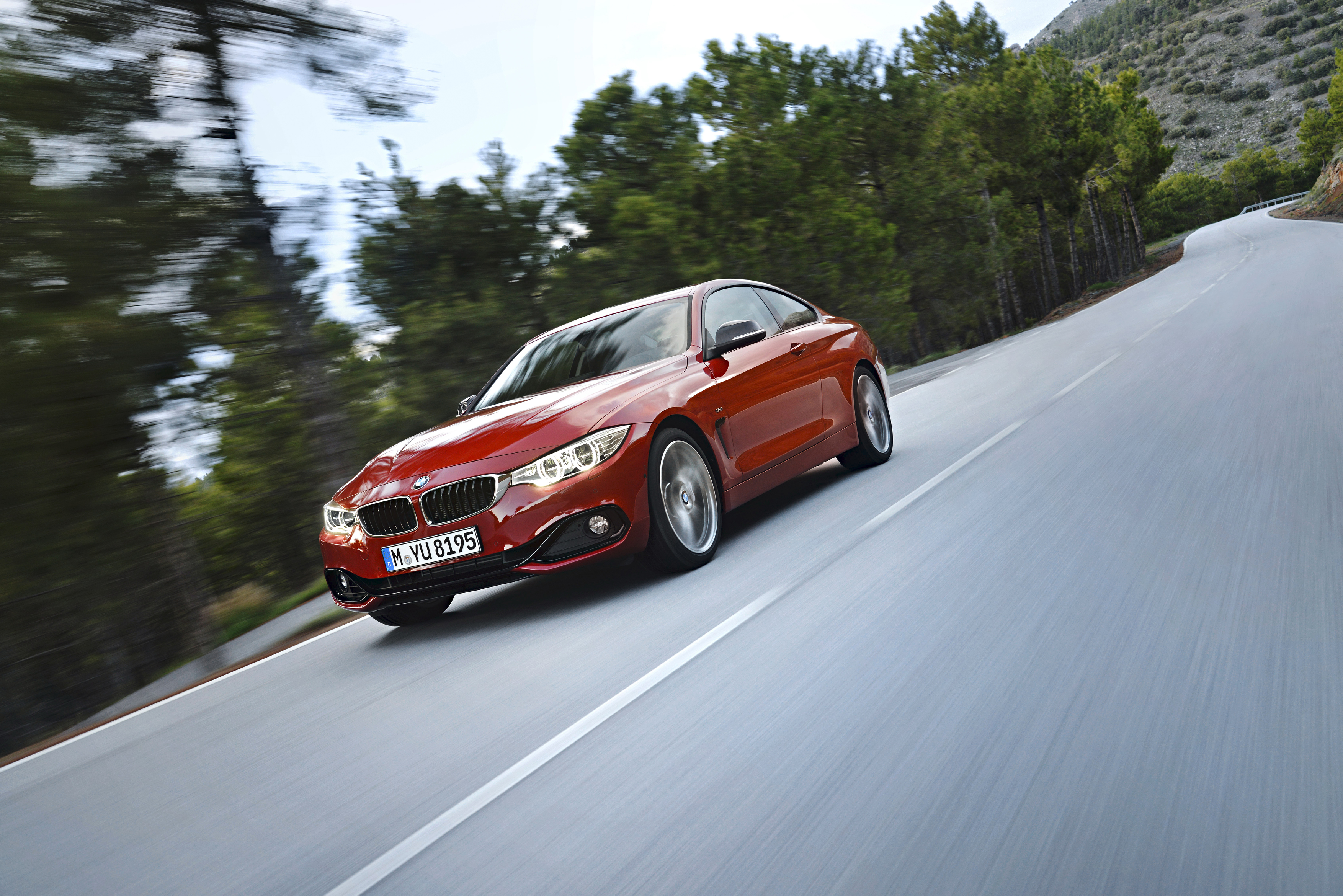 BMW si prepara per la primavera!