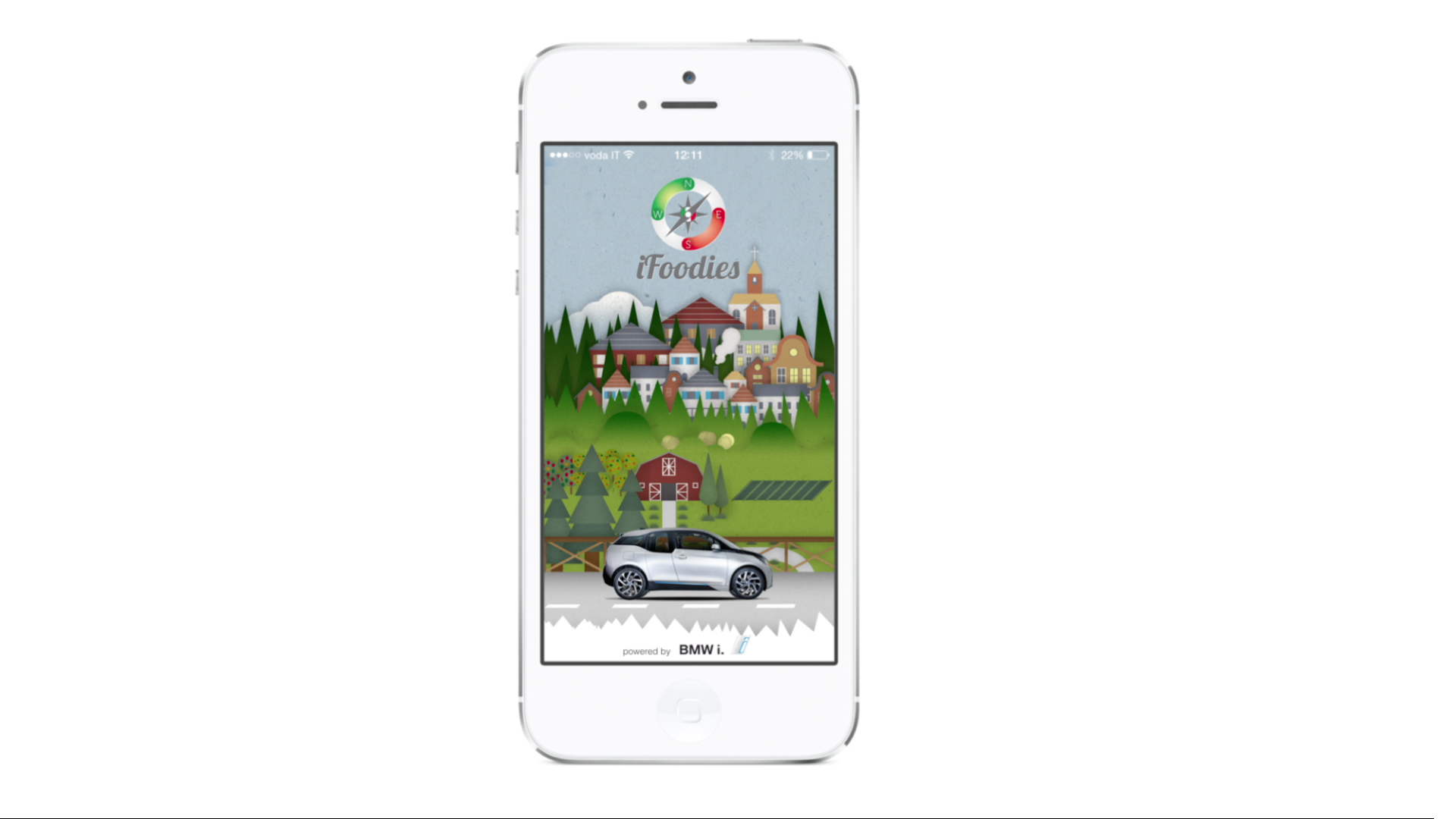 "Grande successo per l'App ""iFoodies"" by BMW i"