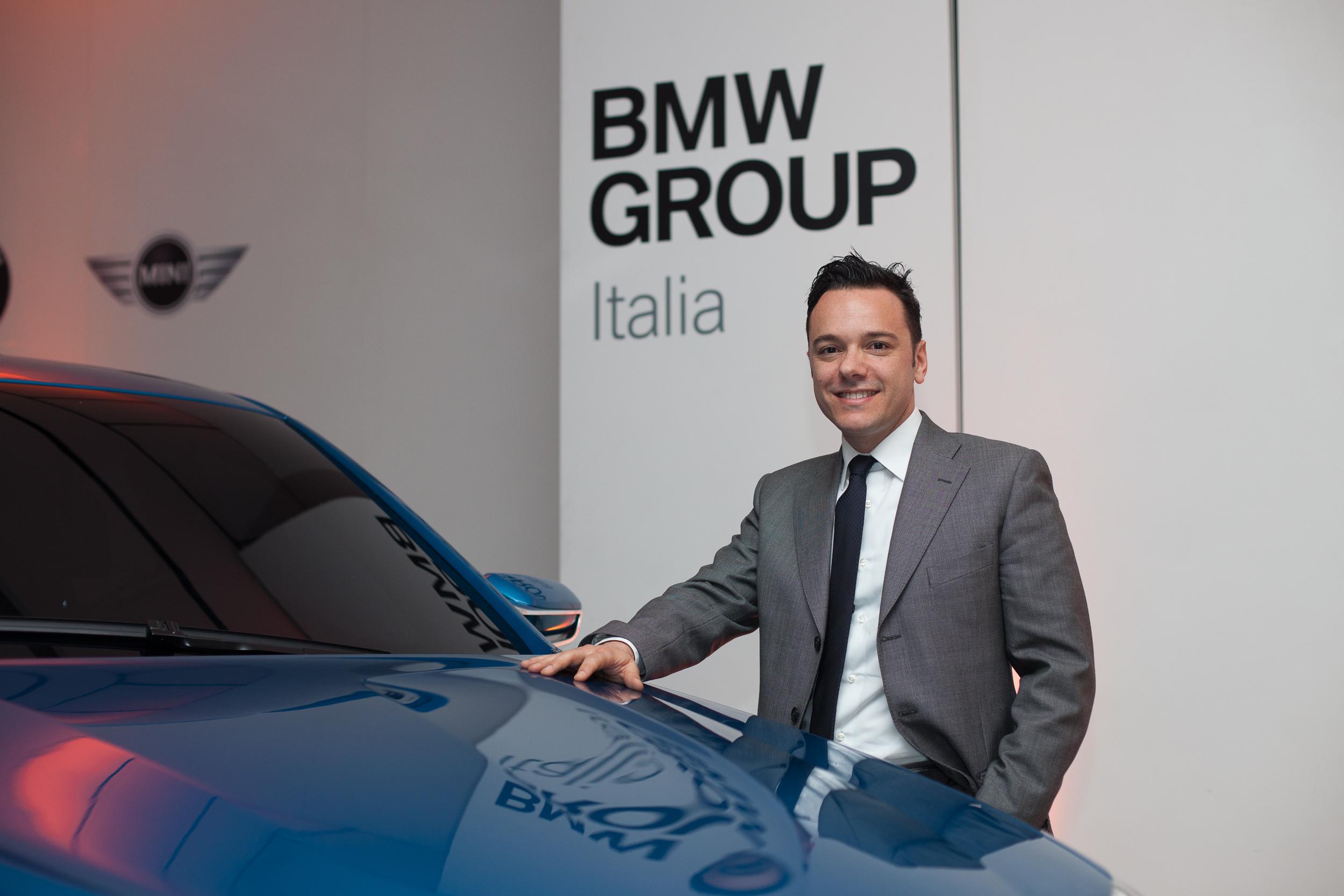 BMW Italia: Nanni nuovo direttore marketing auto