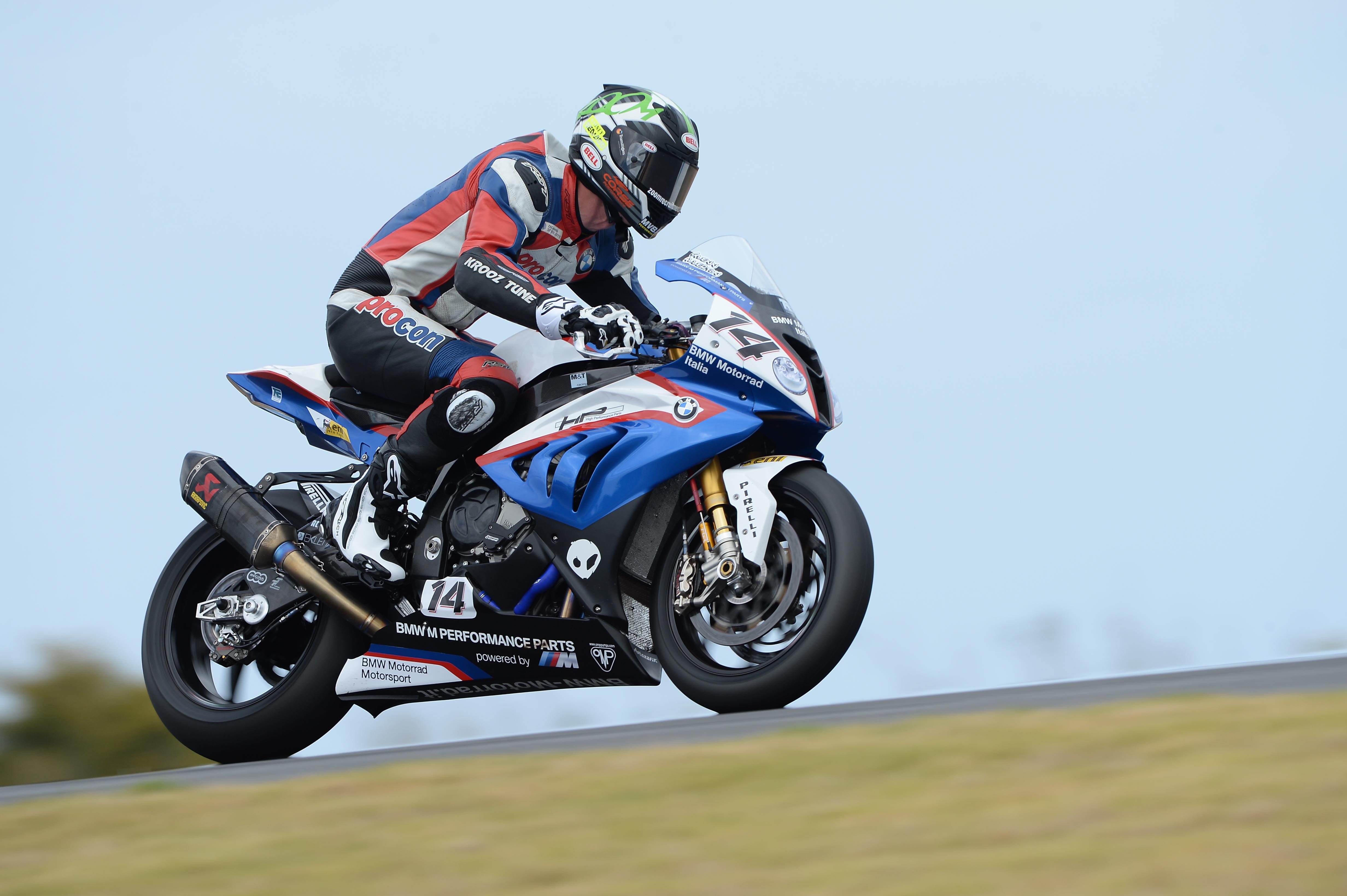 Motorrad Italia Superbike Team: qualifiche