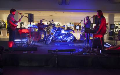 Rock'n'Roll per la nuova BMW R nineT