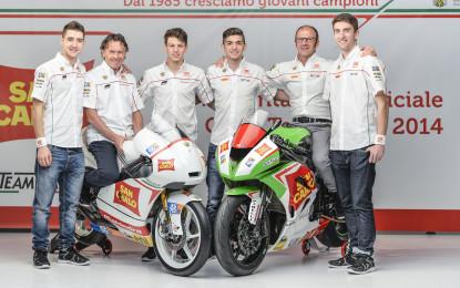 Presentato il San Carlo Team Italia