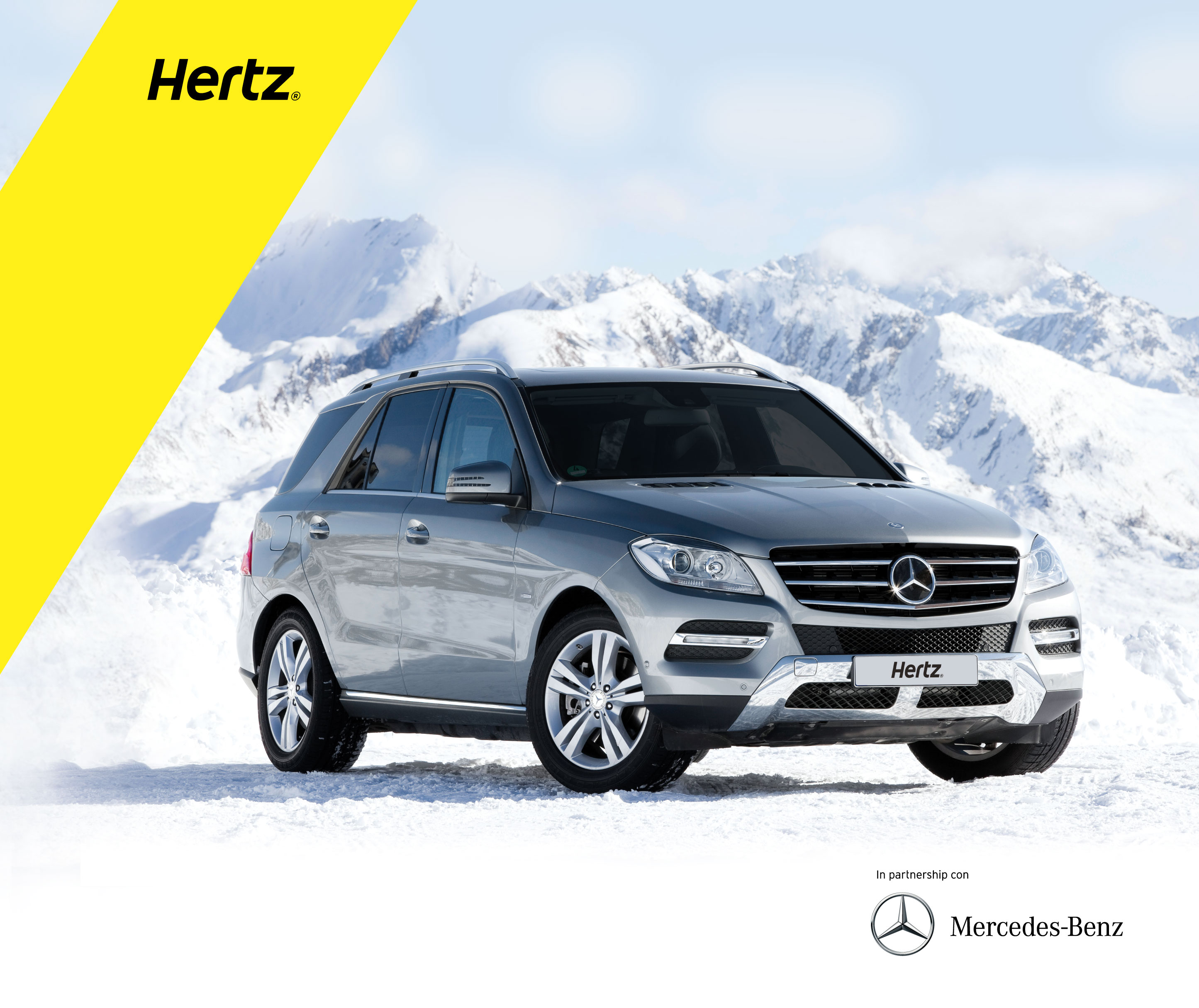 Prestige Collection 4MATIC Edition by Hertz e Mercedes