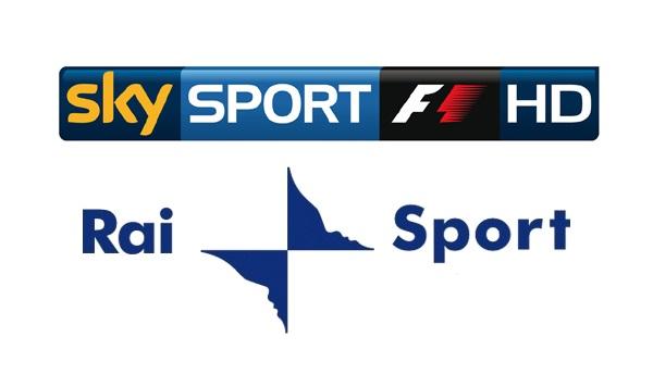 La Formula 1 corre su Sky e Rai