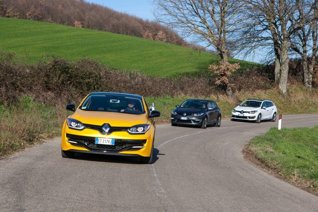 Nuova gamma Renault Mégane