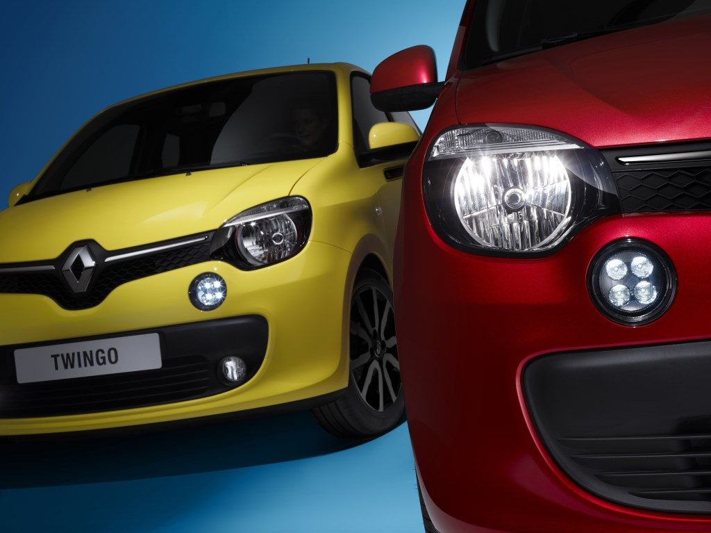 Nuova Twingo: Renault reiventa la sua city car