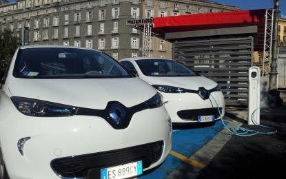 Renault e Ci.Ro.: zero emissioni in sharing