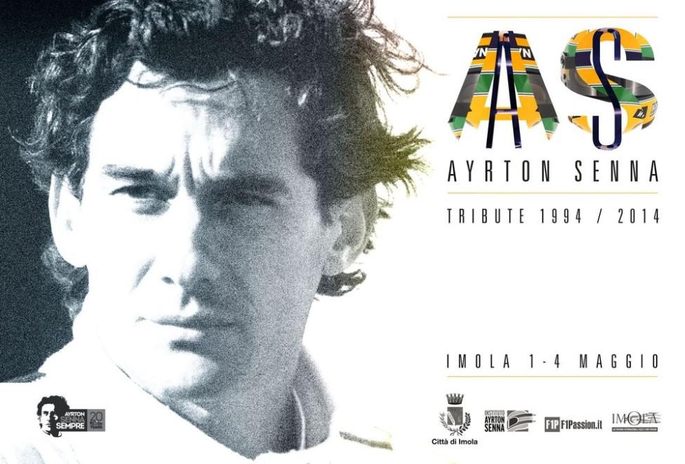 Ayrton Senna-Roland Ratzenberger Tribute 1994 / 2014