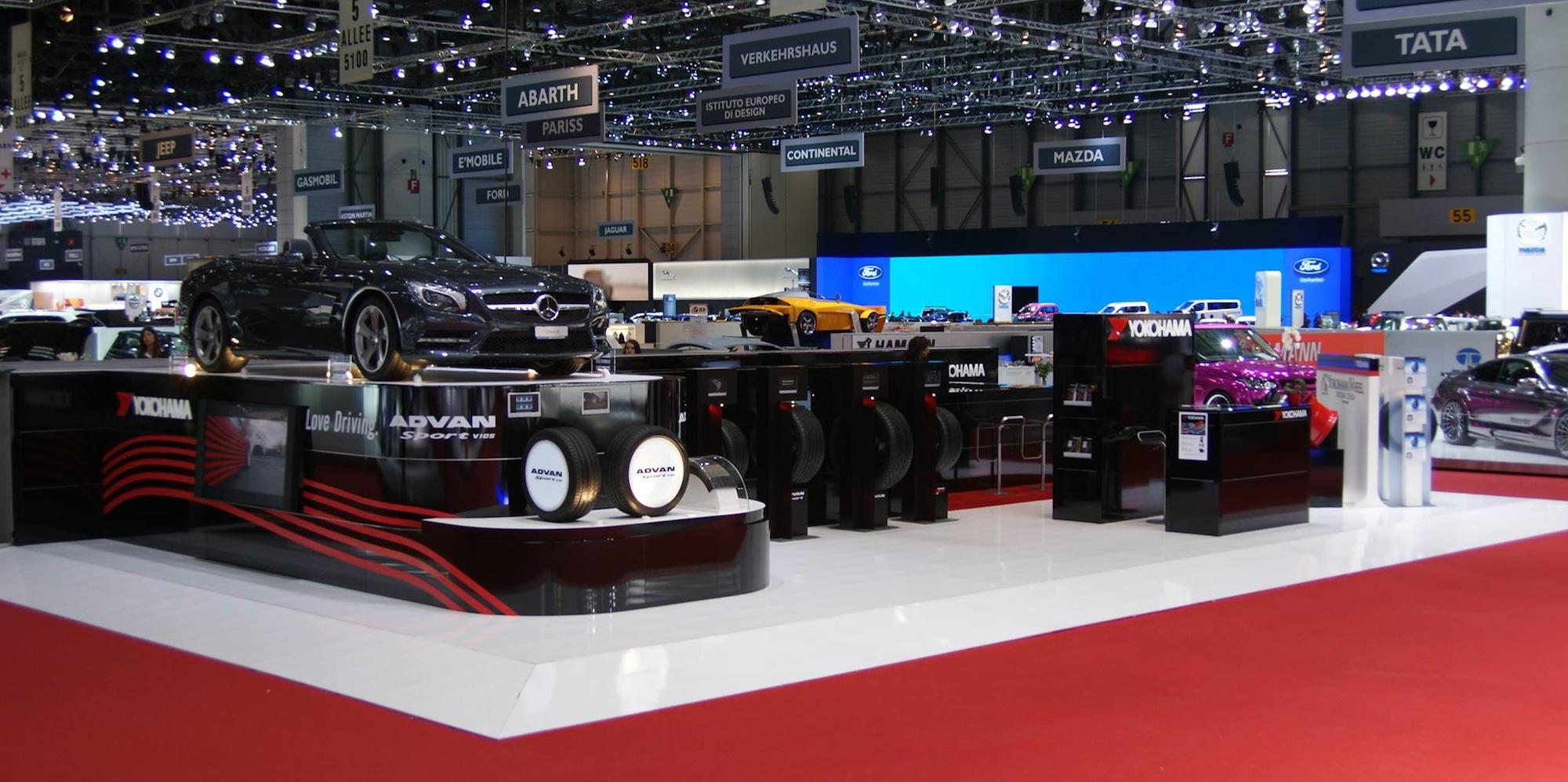 Yokohama: nuovi modelli ad alte prestazioni