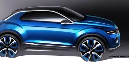 Concept T-ROC: il futuro dei SUV secondo VW
