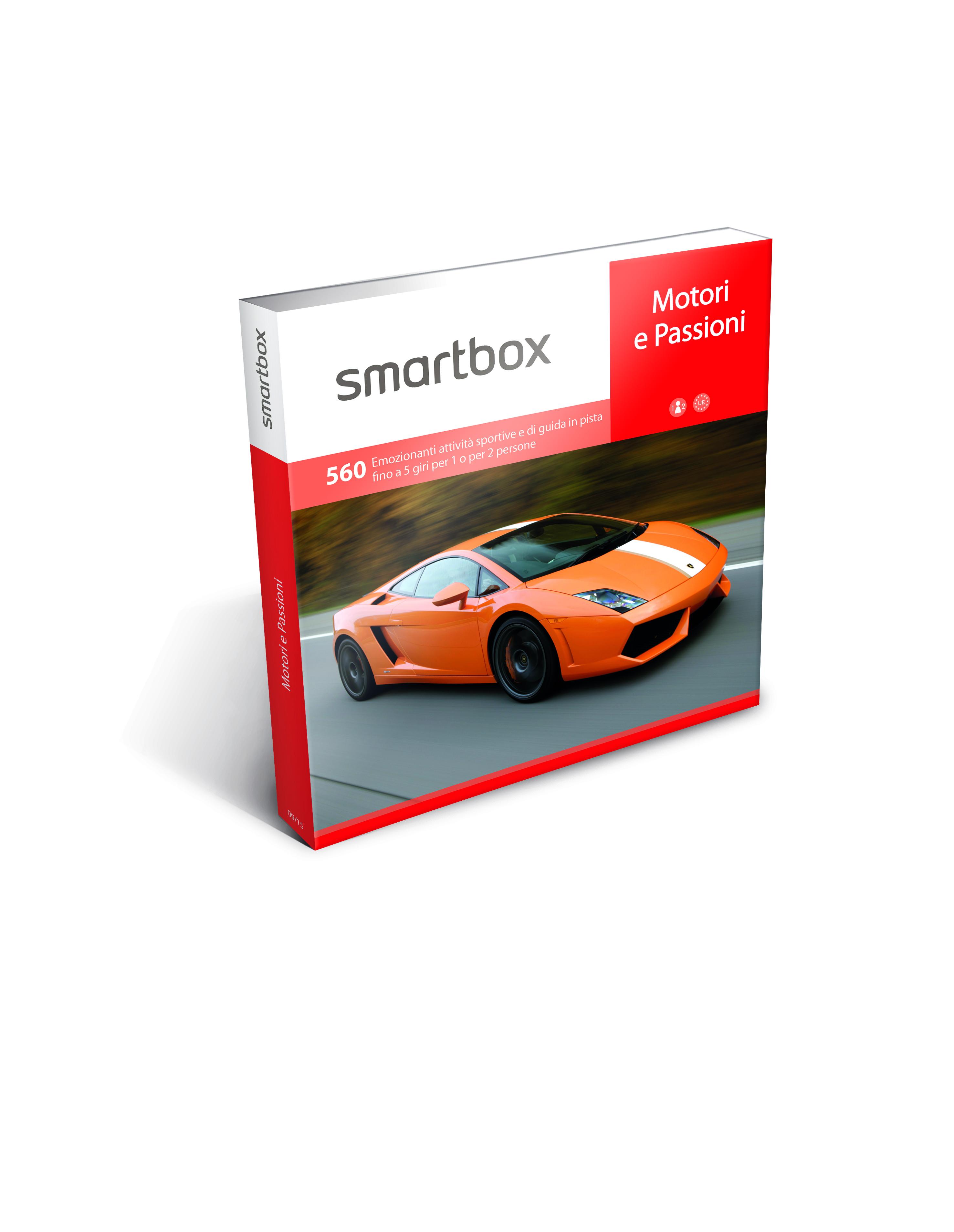 smartbox® si arricchisce con nuove proposte