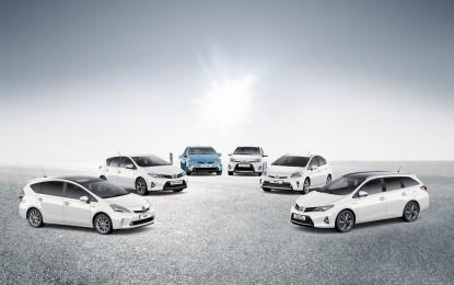 Toyota: i dati ufficiali vendita e produzione 2014
