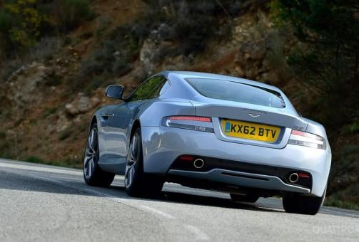 Aston Martin: un richiamo importante