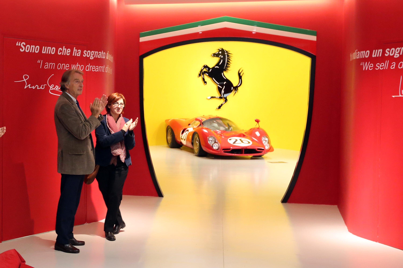 Ferrari brand più forte al mondo