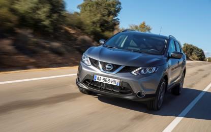 Nissan Qashqai: tecnologia da cinque stelle