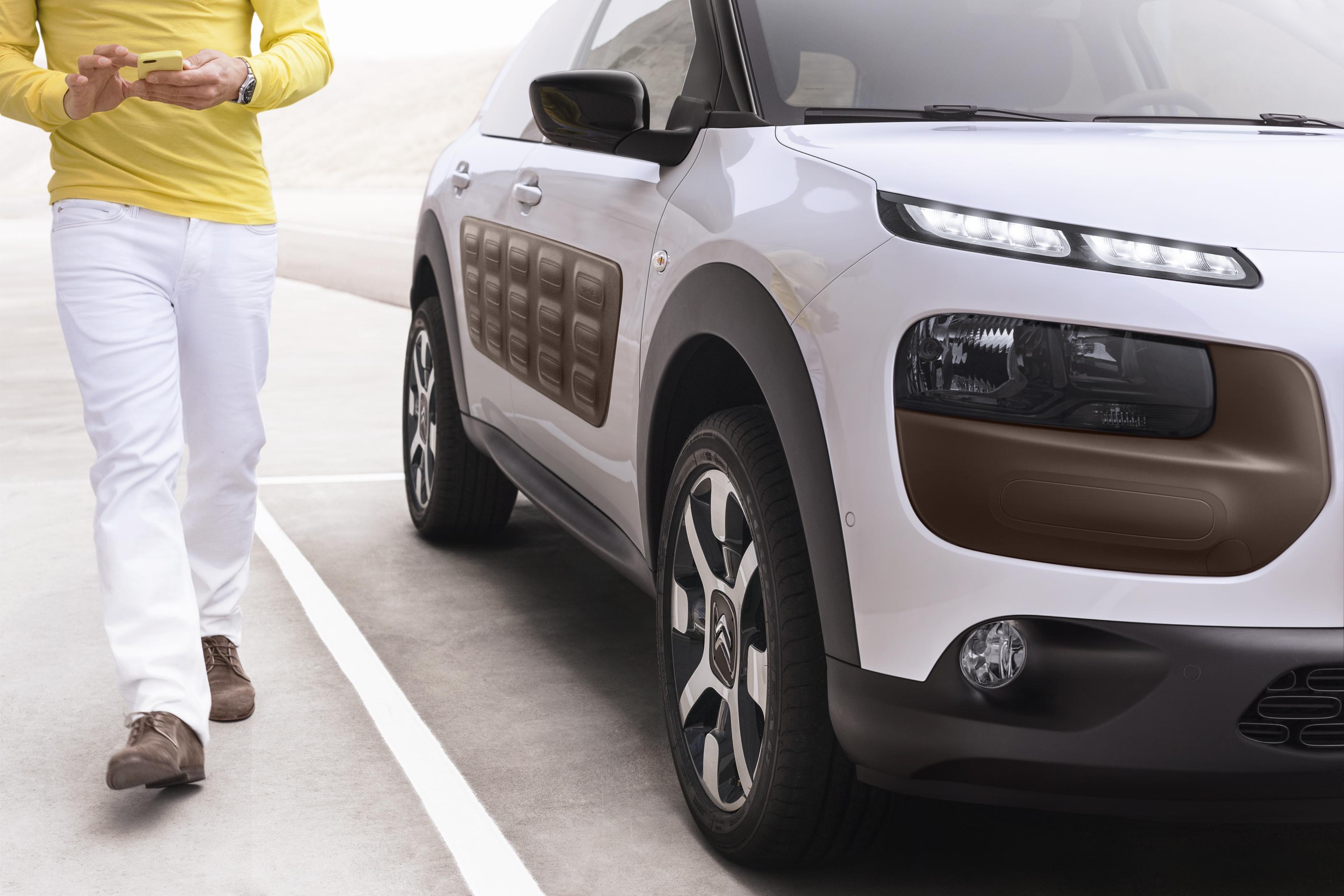 Citroën sarà al Motor Show con C1 e Cactus