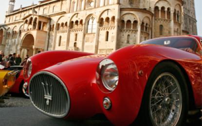 """""""Modena Motor Gallery"""" omaggia la spider"""