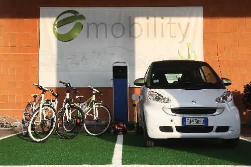 e-Mobility Bosch per le aziende