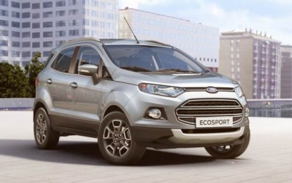 Ford EcoSport Facebook Edition