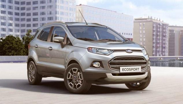 Ford EcoSport Facebook Edition