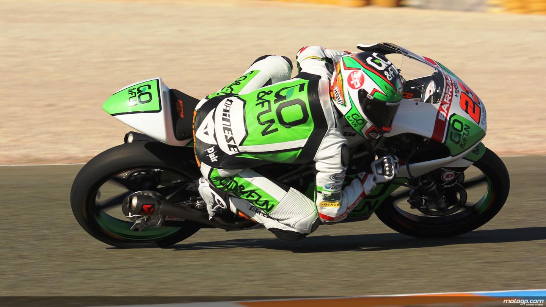 Moto3: ancora Antonelli, bene lo Sky Racing Team