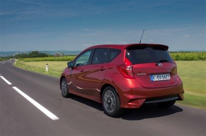 Nissan annuncia i prezzi di NOTE Euro 6