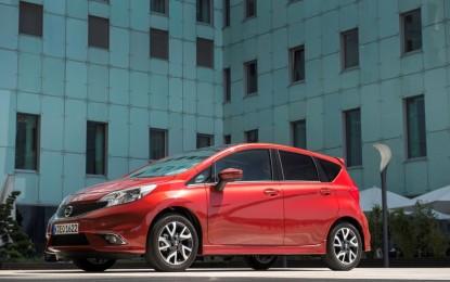 In arrivo la nuova Nissan NOTE DIGS