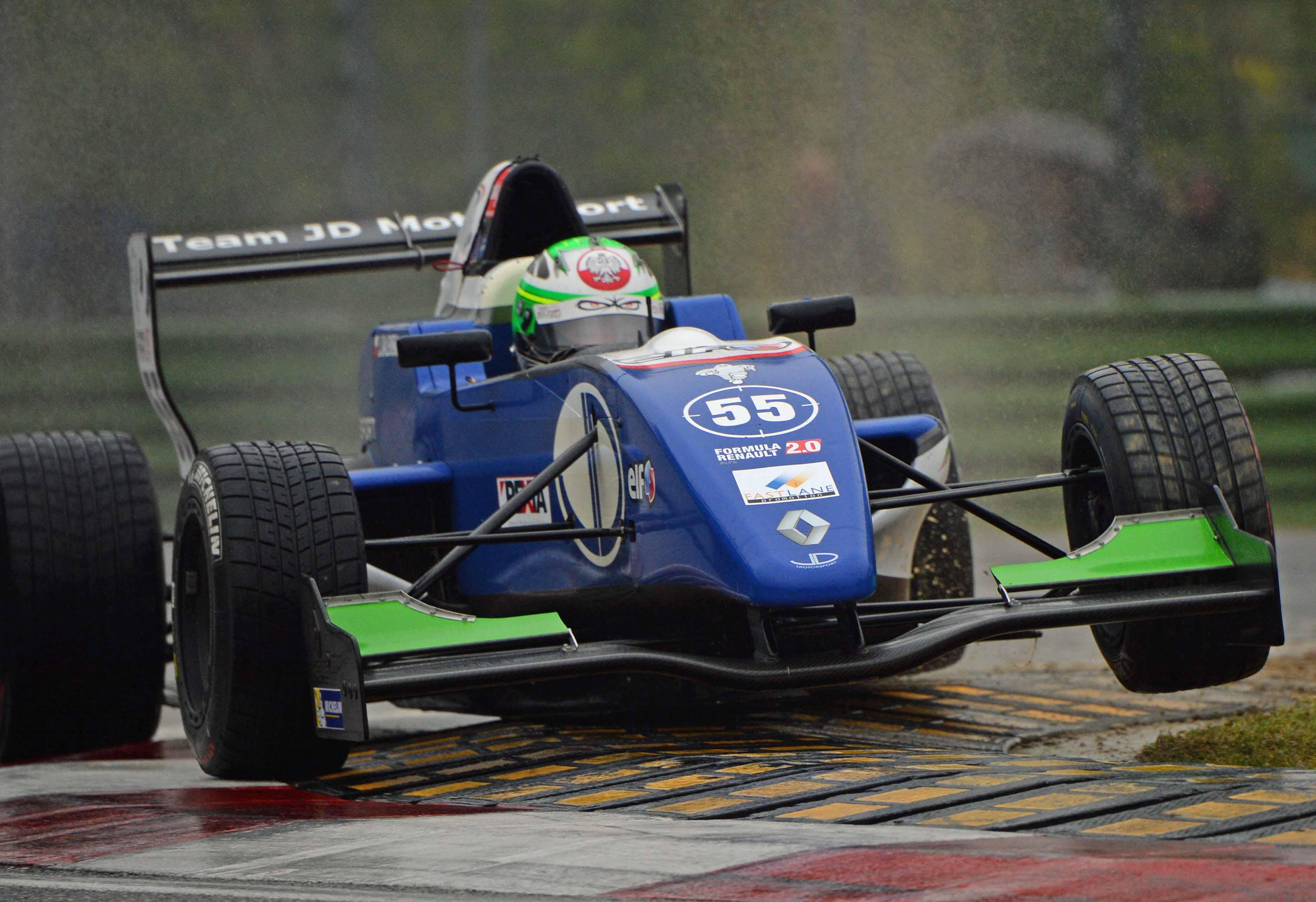 Ultime conferme per la F. Renault 2.0 ALPS