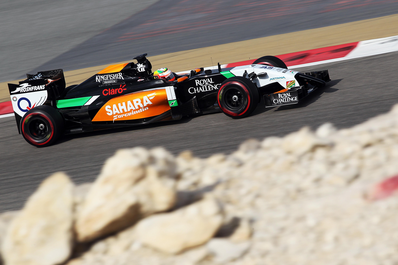 Force India e Perez davanti a tutti