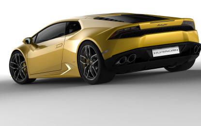 Lamborghini Huracán: 700 ordini in 1 mese