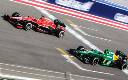 Caterham e Marussia nella entry list 2015, raccolta fondi e post…
