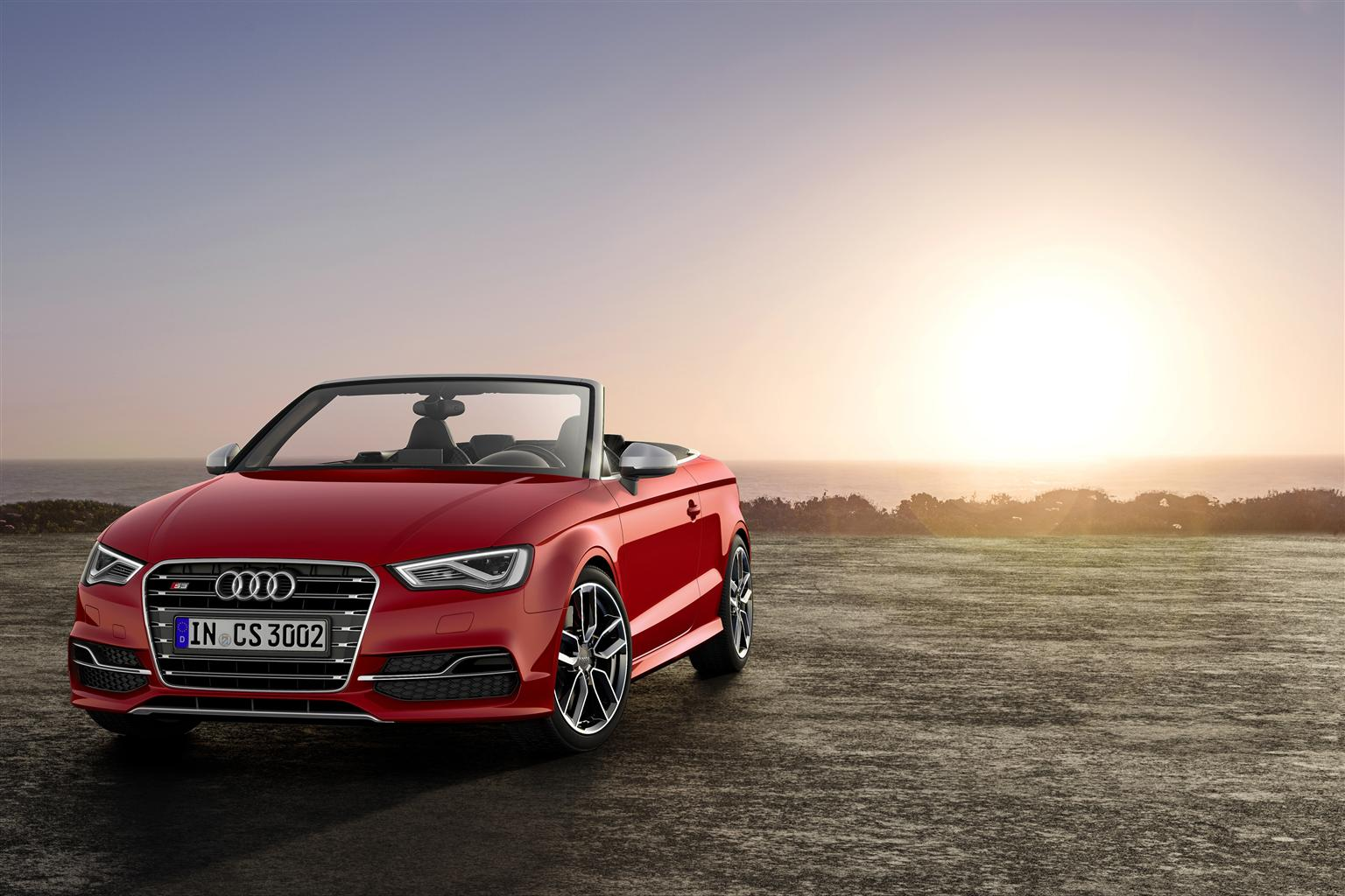 Audi S3 Cabriolet: trazione quattro e dinamismo