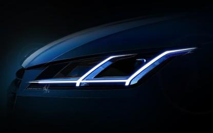 Nuova Audi TT: atletica, sportiva e compatta