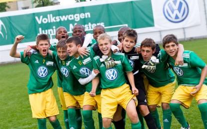 VW Junior Masters: si riaccende la passione