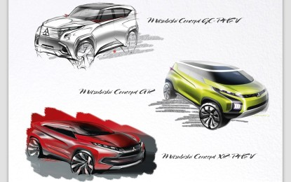 "Mitsubishi a Ginevra: ""realtà aumentata"""
