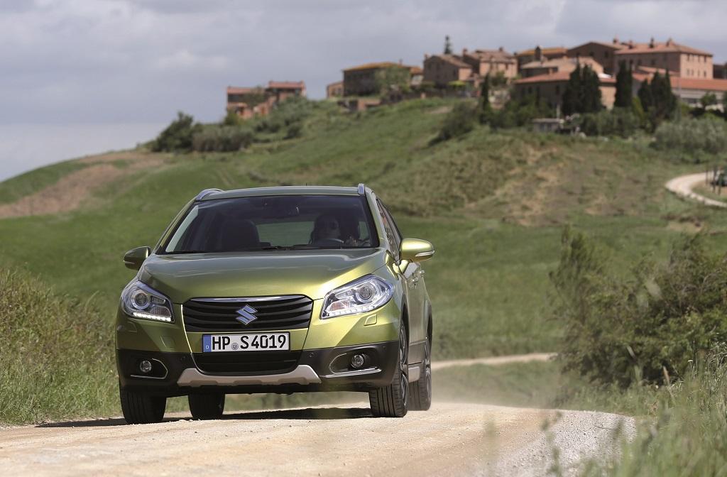 Suzuki S-CROSS è a Sanremo!