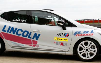 Team Essecorse nella Clio Cup Italia con Sartori