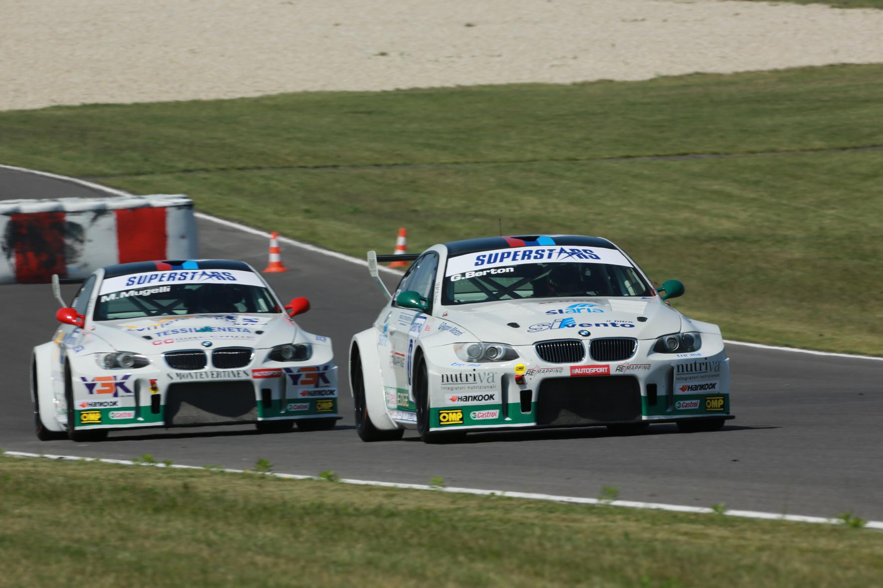 EUROV8 Series: il Team Dinamic con le BMW M3 E92