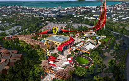 Nasce in Spagna Ferrari Land